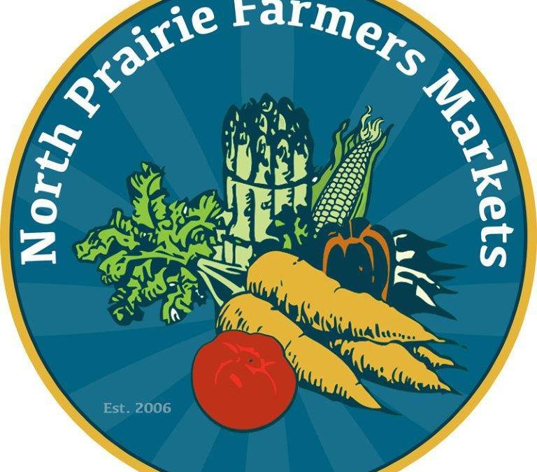 North Prairie Farmers Market – Opening Day 2021