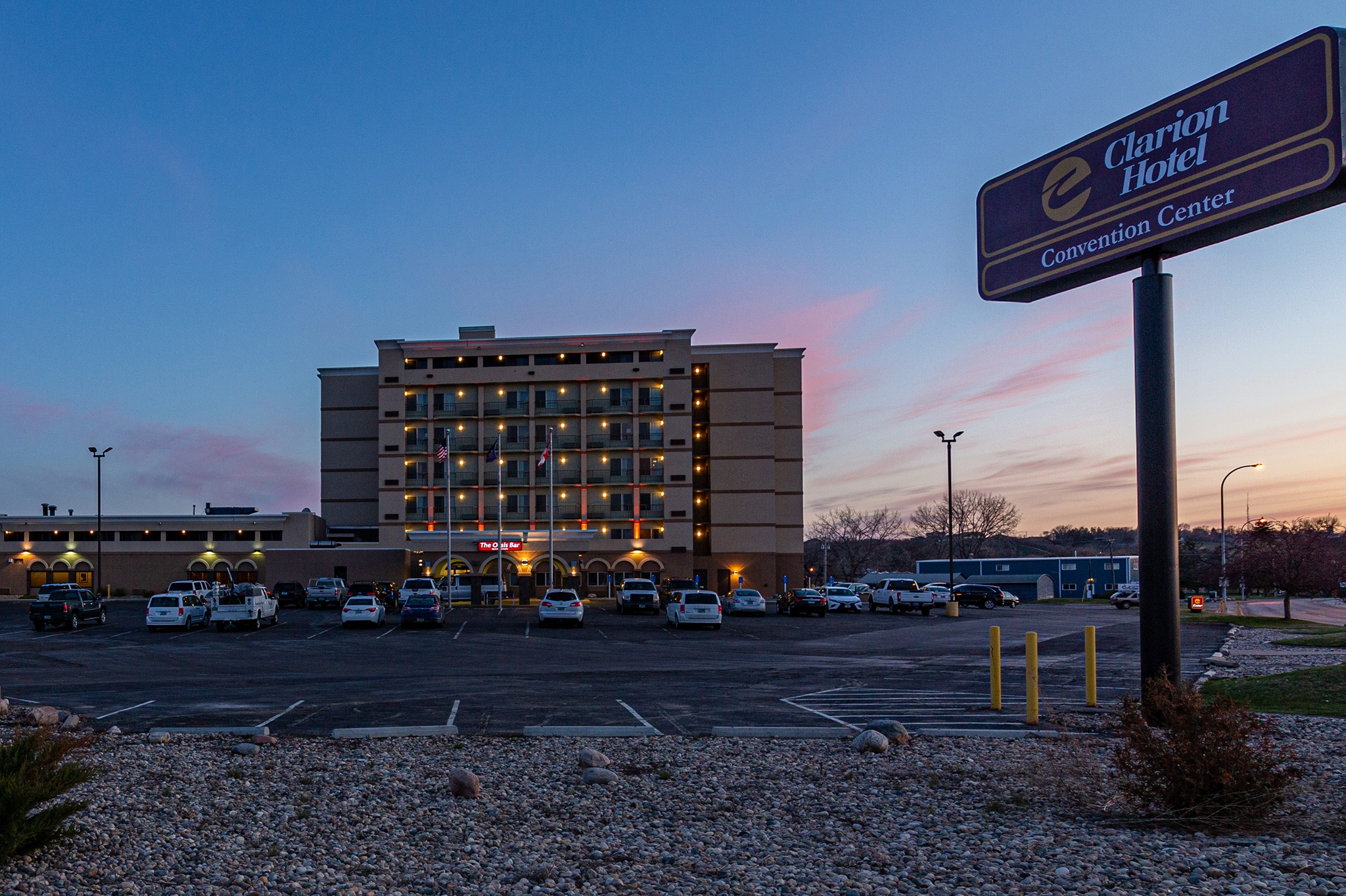 Clarion Hotel & Convention Center