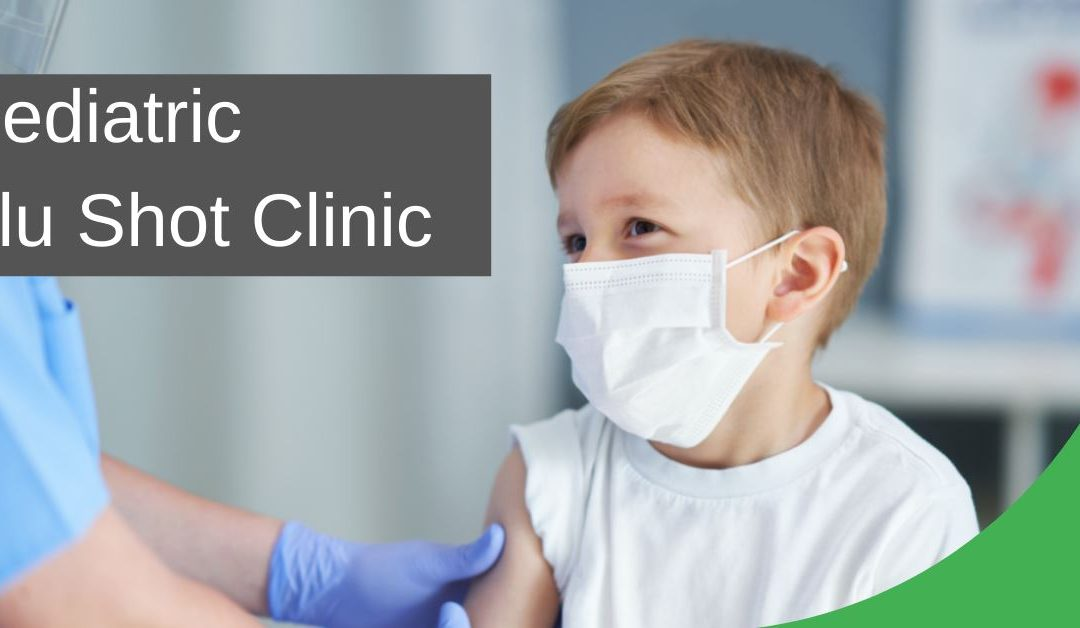 Pediatric Flu Shot Clinic: Appointments Required