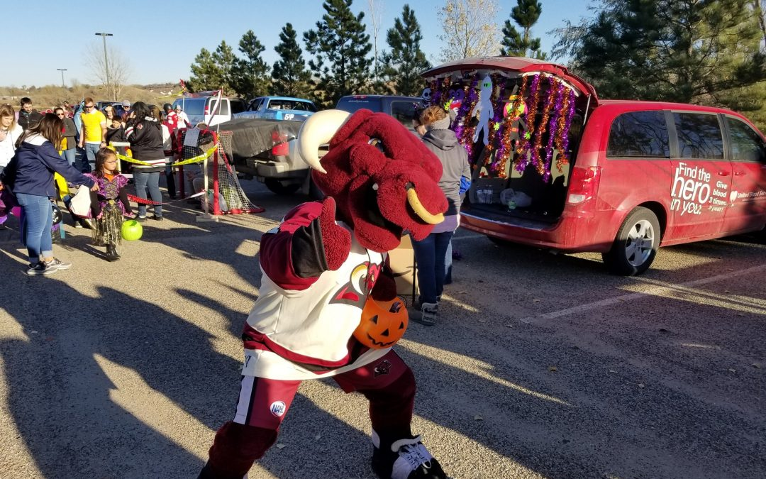 Tauros Trunk or Treat Tailgate