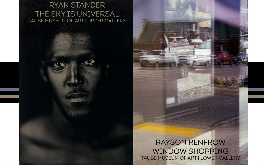 Artist Reception with Ryan Stander and Rayson Renfrow