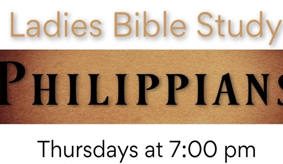 Thursday Ladies Bible Study
