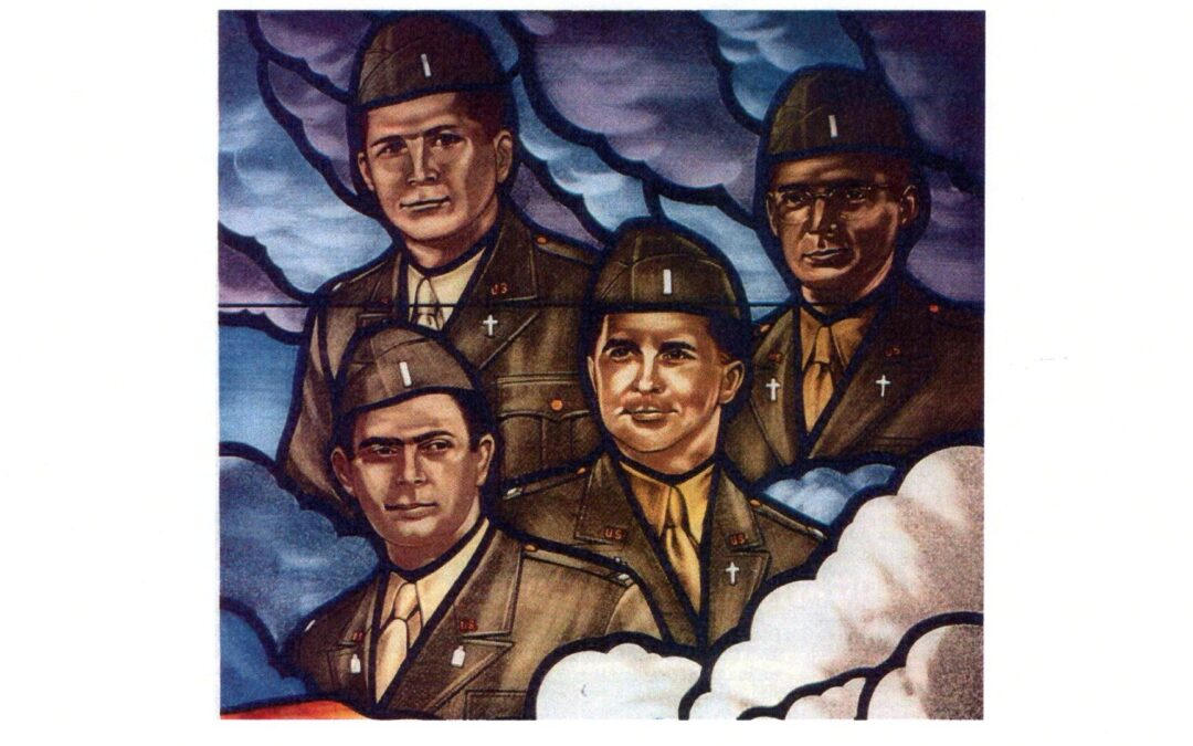 78th Anniversary Four Chaplains Remembrance Day