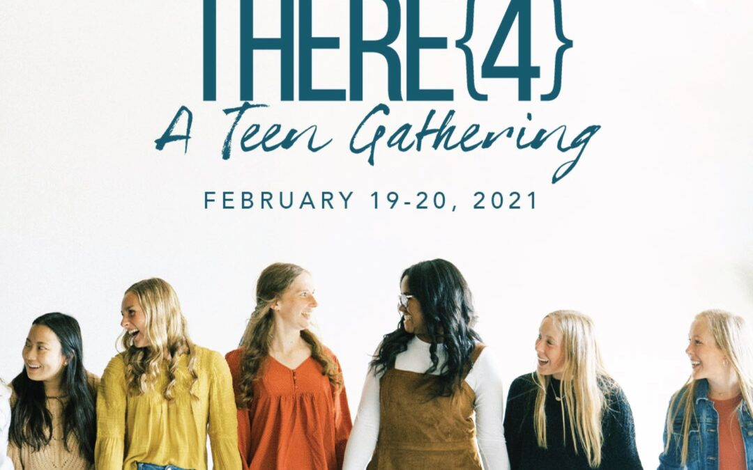 There{4}Teen Gathering