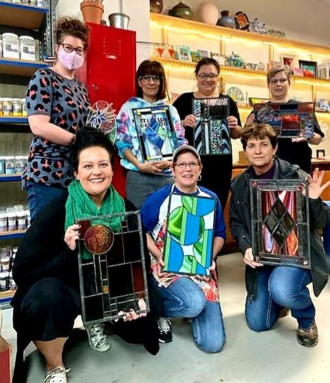 Stained Glass Class *Summer Schedule*