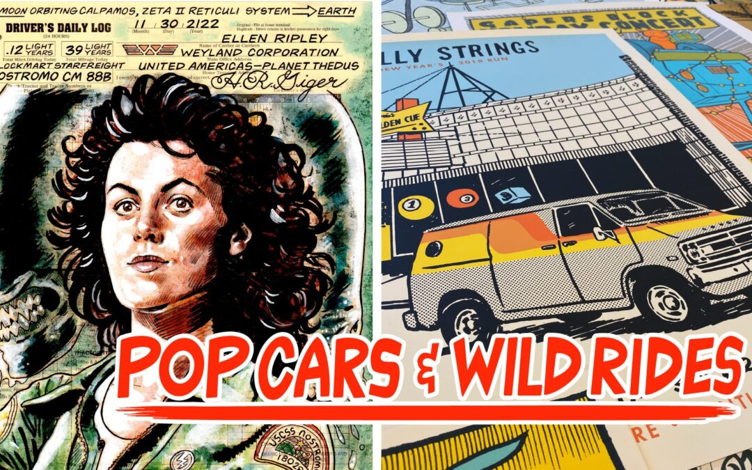 Pop Cars and Wild Rides Reception