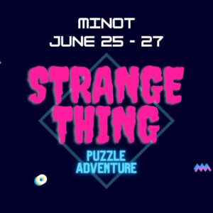 Strange Thing Puzzle Adventure in Minot