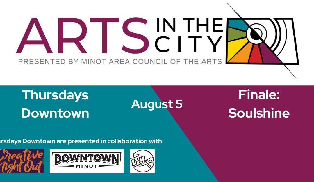 Thursdays Downtown closes with Soulshine!