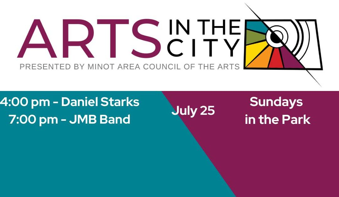 Sundays in the Park with the JMB Band