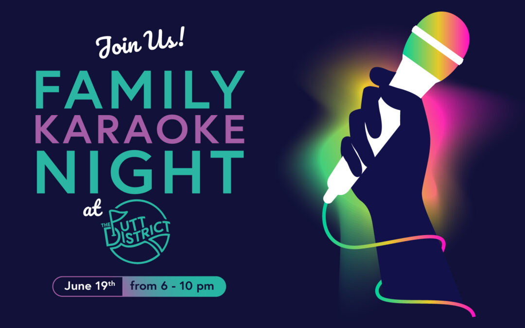 Family Karaoke Night at The Putt District