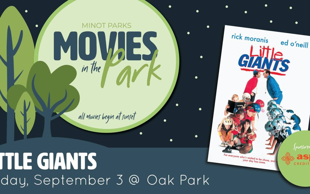 Movie in the Park – Little Giants