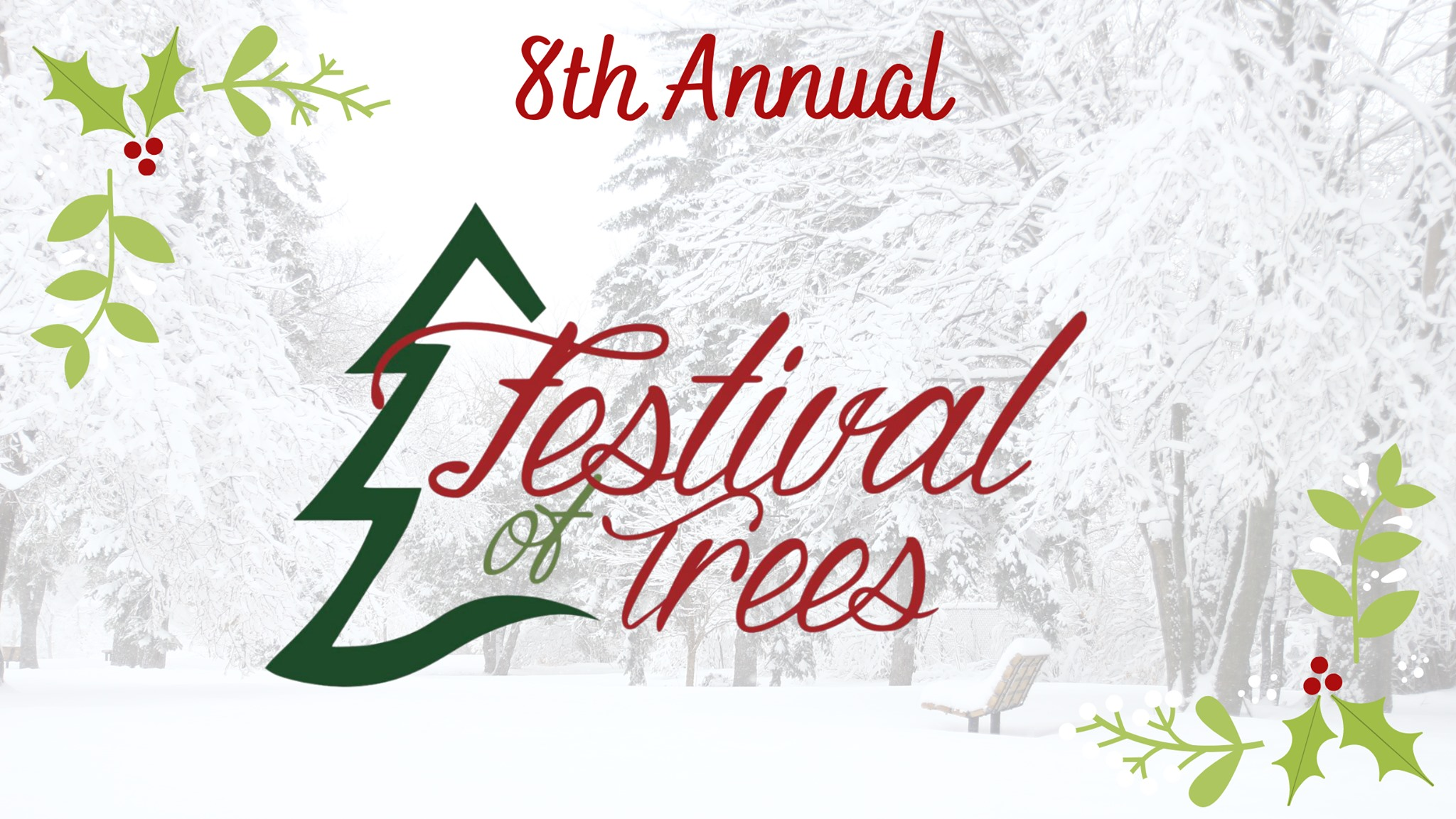 8th Annual Festival of Trees