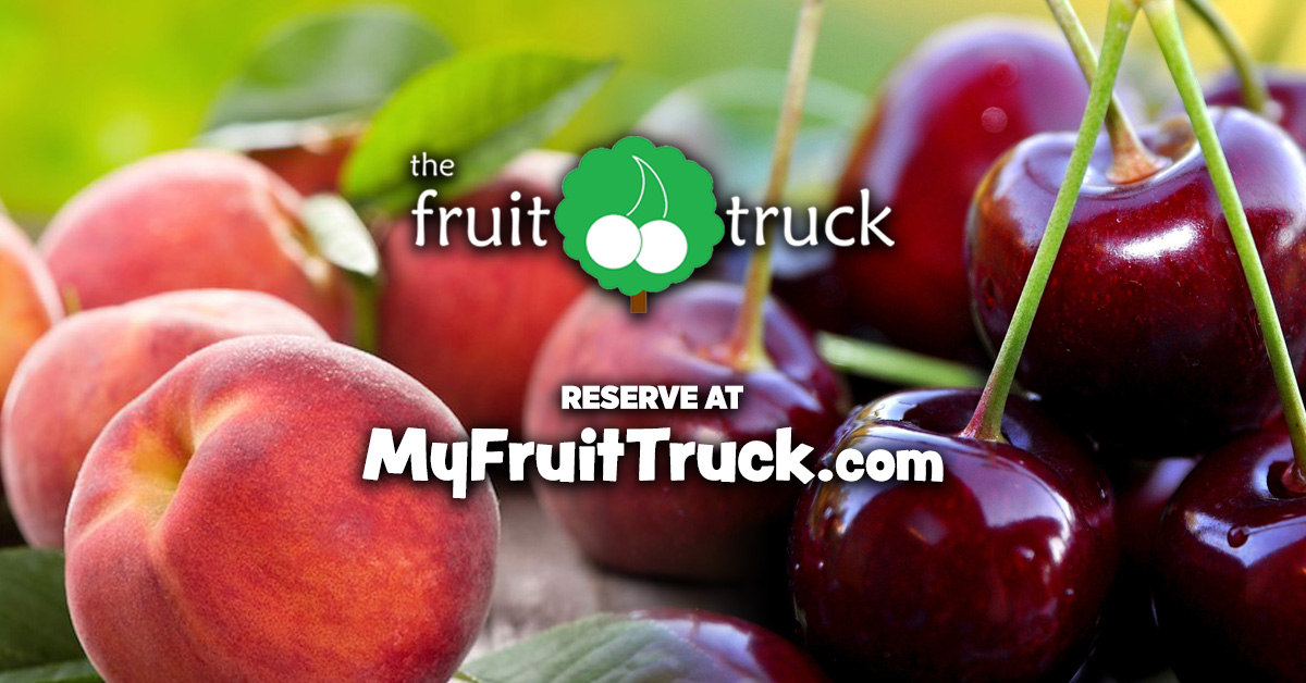 The Fruit Truck in Minot, ND