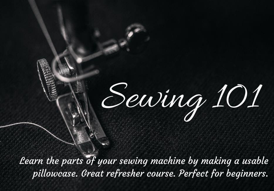 Sewing 101 Class