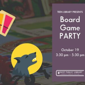 TEEN: Board Game Party