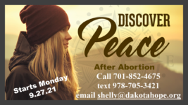 Discover Peace After Abortion