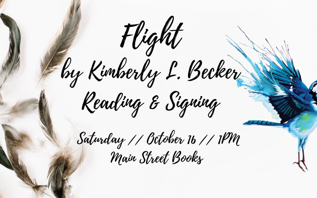 Flight by Kimberly L. Becker Book Signing