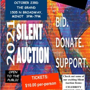 MAHC Annual Silent Auction