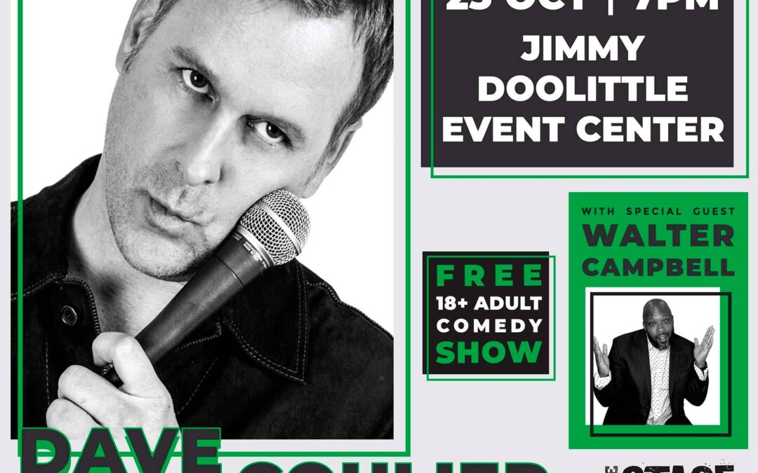 Dave Coulier Adult Comedy Show