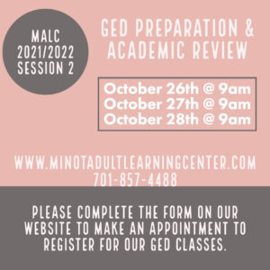 GED Preparation & Academic Review